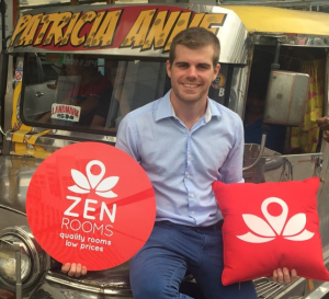 Benjamin Nicolas, ZEN Rooms Country Manager