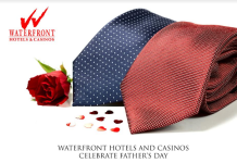 Father's Day at Waterfront Hotel and Casinos