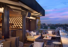 best rooftop bar - Asian Food Tourist